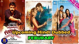 Top 9 Upcoming South Hindi Dubbed Movie in Feb 2019 | The Topic