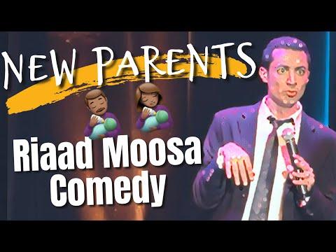 Riaad Moosa Comedy - New parents
