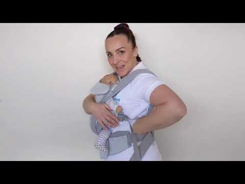 Ergobaby Omni Breeze  - How to Carry a Newborn