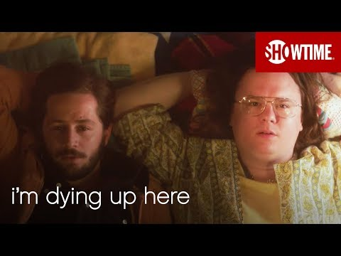 Michael Angarano & Clark Duke on Ron & Eddie  I'm Dying Up Here  Season 2