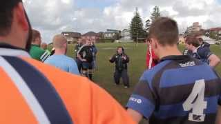 Bingham Cup Waratahs/Wallabies Training Session