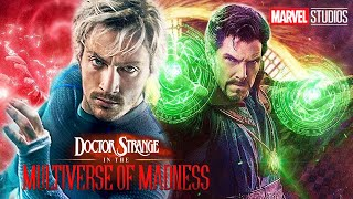 Doctor Strange 2 Quicksilver Test Breakdown - Marvel Phase 4 Easter Eggs