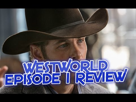 Westworld Episode 1 The Original Review And Breakdown - The Man In Black Explained