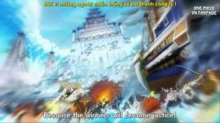 One Piece AMV - The Story of One Piece (Vietsub)