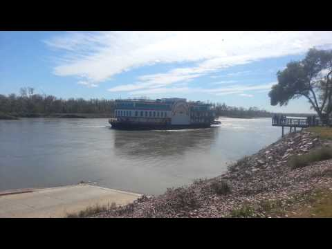 Sioux city argosy river boat casino leaving