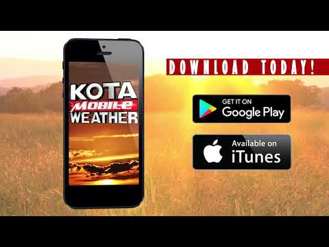 KOTA Weather App HEAT 20
