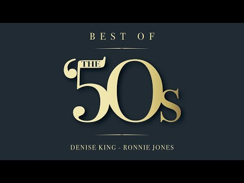 Best Of The 50s - Denise King & Ronnie Jones Jazz Playlist - PLAYaudio