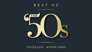 Best Of The 50s - Denise King & Ronnie Jones Jazz Playlist - PLAYaudio