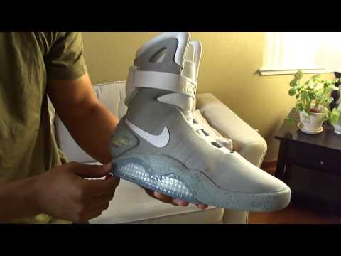 Revivalminded Unboxing Nike Air Mag.