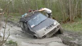 Suzuki Jimny, работа блокировок