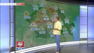 Viz Weather in ProTV - Romania