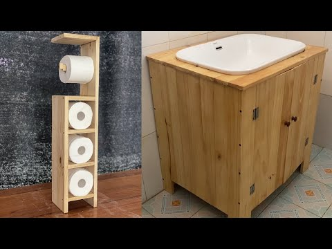 amazing-woodworking-projects-diy-cheap-easily-the-most-worth-seeing---idea-for-your-bathroom-decor
