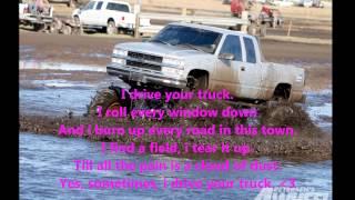 I Drive Your Truck Lee Brice Lyrics.mp3
