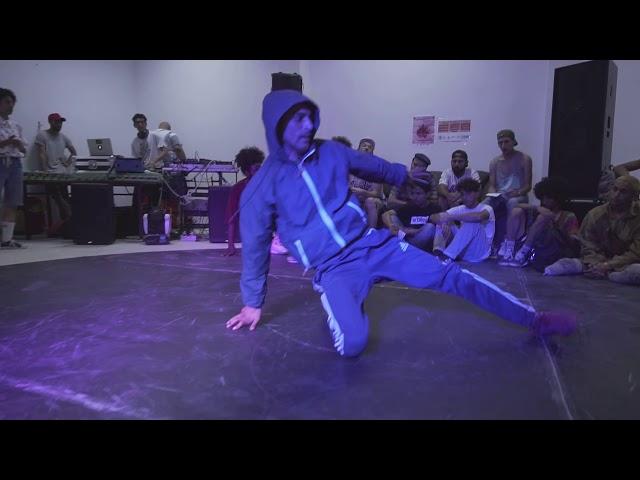 DIDOU vs SOFIEN ♣ 1vs1 Breaking TOP 16 | Breakreate X Urban Whyz Festival 2018