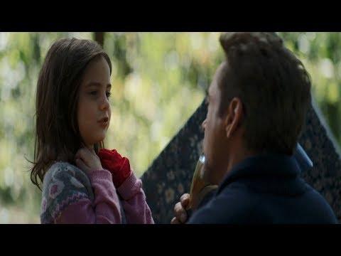 Tony And His Daughter (Morgan Stark) Cute Scene - Avengers Endgame