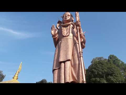 World Largest Shiva Statue in Saga Nepal