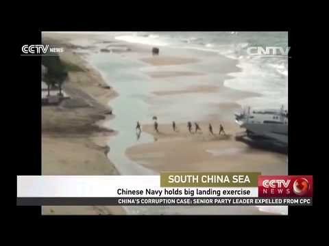Live Fire: Chinese navy kicks off drills in South China Sea