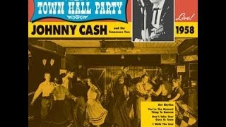 Johnny Cash - Town Hall Party November 15, 1958