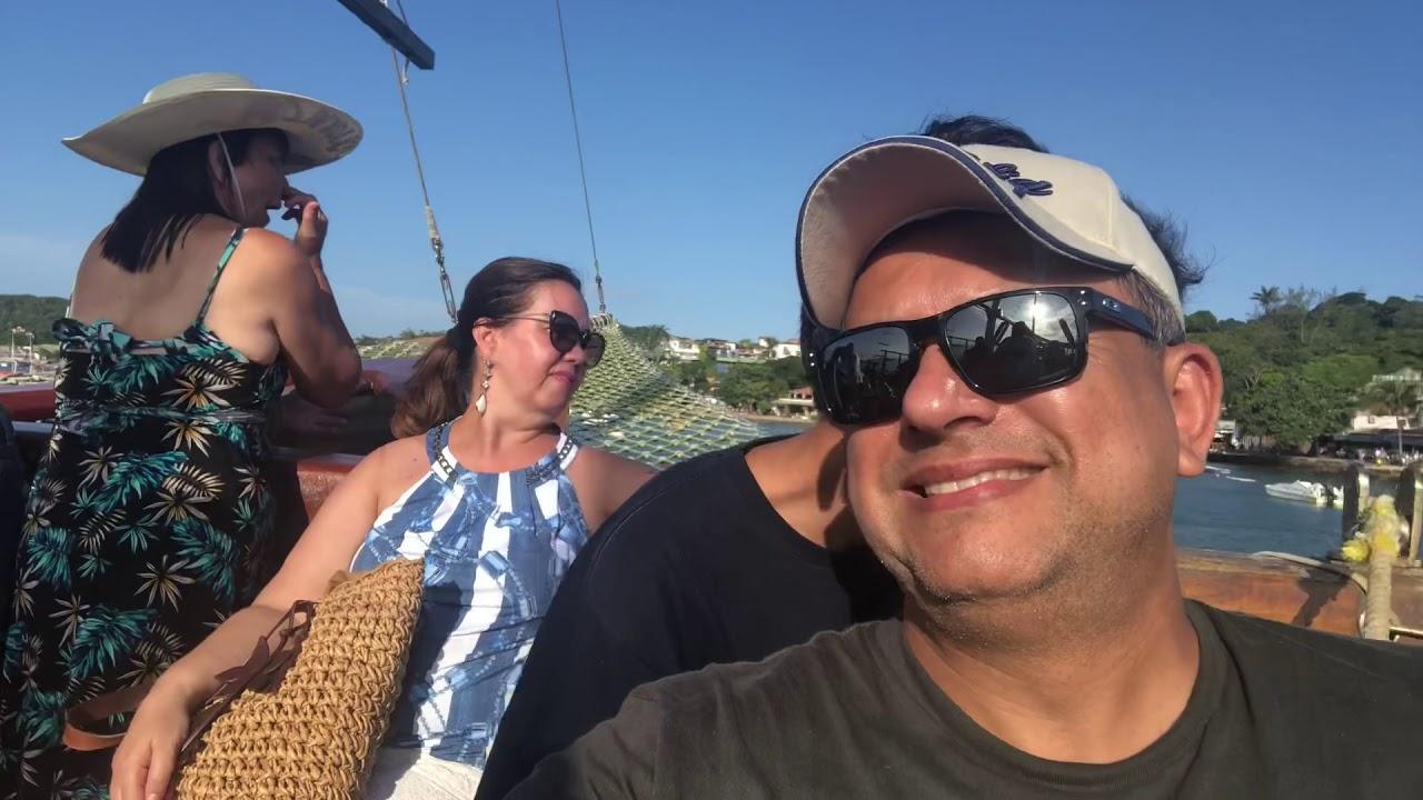 MSC SeaView Cruise 2020 - buzios - YouTube