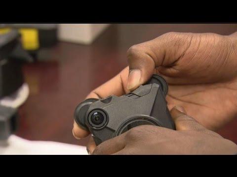 Fort Myers police unveil new body cameras, Taser guns