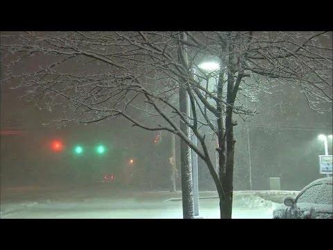 Northeast braces for massive winter storm
