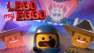 YTP - Lego My Eggo (Lego Movie YTP)