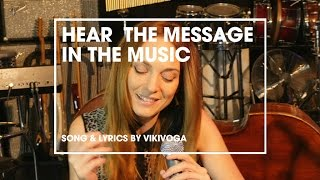 VOGA VIKI - MESSAGE IN THE MUSIC (GITÁR-SZULA MIKLÓS)