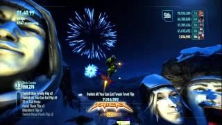 SSX - Mount Eddie DLC: The Big Wachowski Trick It