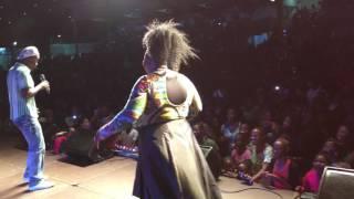Bridget Blucher - Let Me Lose Myself at SVG Gospel Fest 2016