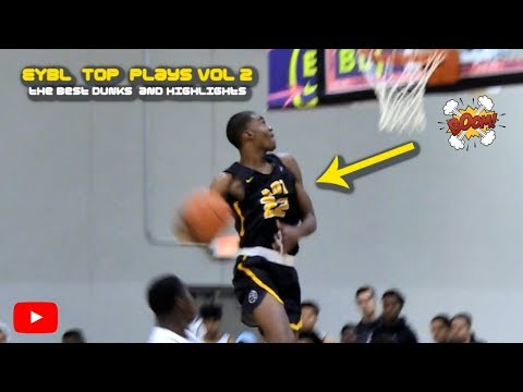 TOP PLAYS From EYBL Session 2 Indianapolis! The Best Dunks & Highlights