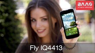 Видео-обзор смартфона Fly IQ4413