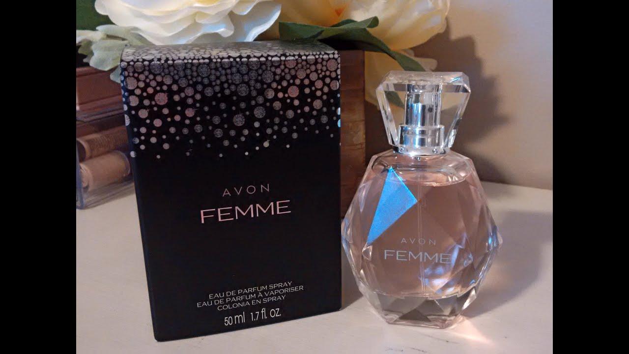 Perfume Femme Avon Resenha Youtube