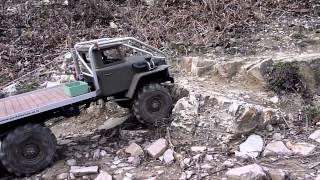 URAL 4320  6x6 RC Crawler 1:10