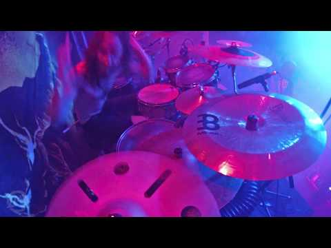 VADER@Black To The Blind-James Stewart-live In Poland 2018 (Drum Cam)