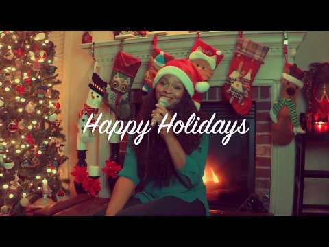 Mariah Carey-Miss You Most (at Christmas Time) -Amanda Cole cover