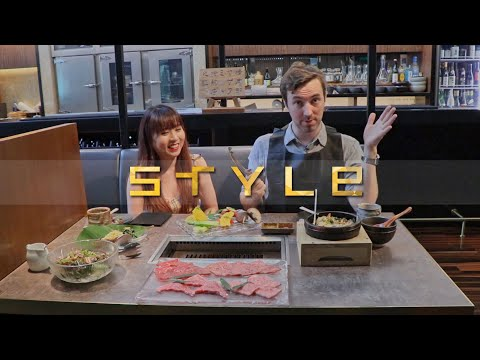 Picky Eaters: what can a vegan eat and enjoy at the meat grill Yakiniku Jumbo?