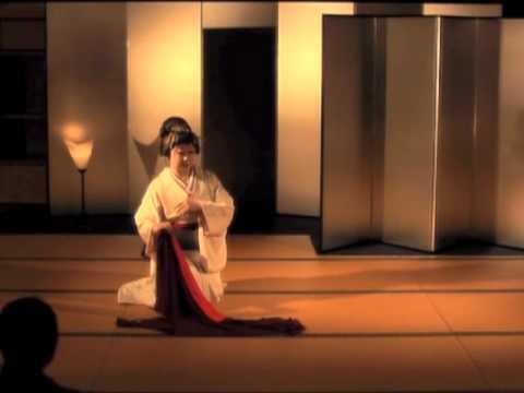 地唄舞「黒髪」 花崎さみ八   by Charlie Kawamura