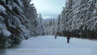 Skidreieck Pröller bei Sankt Englmar - Das Familienskigebiet im Bayrischen Wald