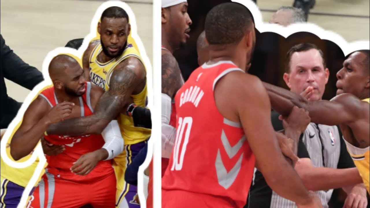 CRAZY NBA EVENTS THIS YEAR!!!
