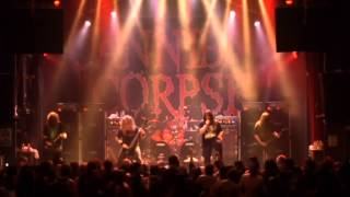 Cannibal Corpse Devoured by Vermin live