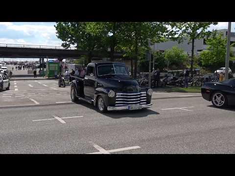 Street Mag Show Hamburg 2017 Muscle Cars ,V8 Sounds,Ford GT40 ,AC Cobra