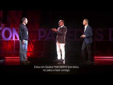 Primeira transmissão holográfica 5G | Vodafone Portugal