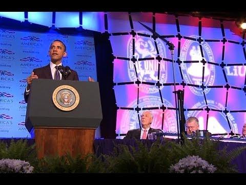 President Obama Speaks on American Infrastructure