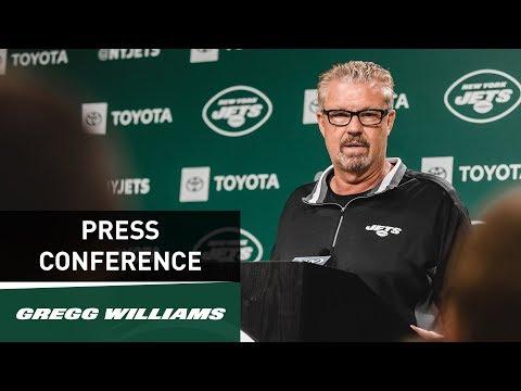 Gregg Williams Press Conference (9/20)   New York Jets   NFL
