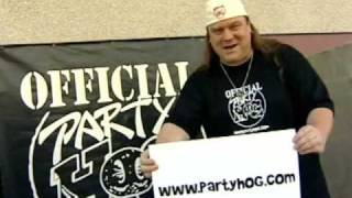 The Official Party Hog Commercial