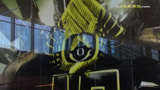 2013 Oregon Ducks Football Performance Center - Sneak Preview