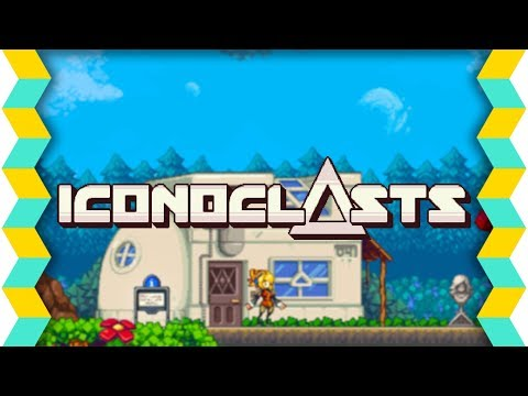 Iconoclasts - An Analysis Of The One Concern Agents [Indie Bytes]