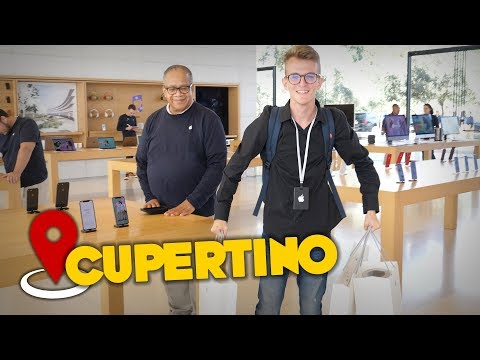 720$ DI SHOPPING ALL'APPLE STORE DI CUPERTINO [Parte 2/2]