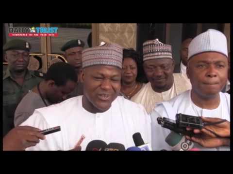 If Buhari fails we fail - Dogara