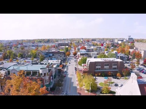 Bloomington: An Iconic College Town